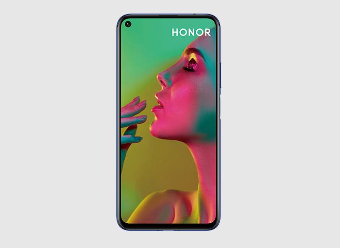 El Honor 20 es oficial: 4 cámaras, Kirin 980 y pantalla con agujero