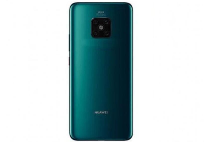 ¿Es este el nuevo frontal del Huawei Mate 30 Pro?