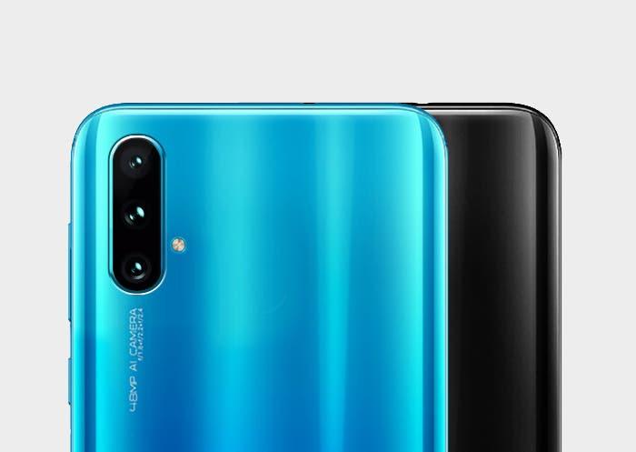 El Huawei Nova 5 podría llegar con un sensor de huellas bajo la pantalla