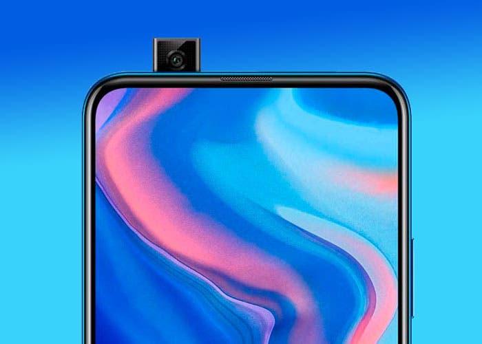 El Huawei Y9 Prime 2019 llegará muy pronto con cámara emergente
