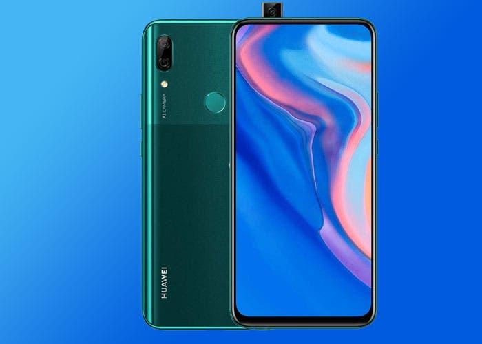 Huawei P Smart Z: especificaciones y precio del primer Huawei con cámara emergente