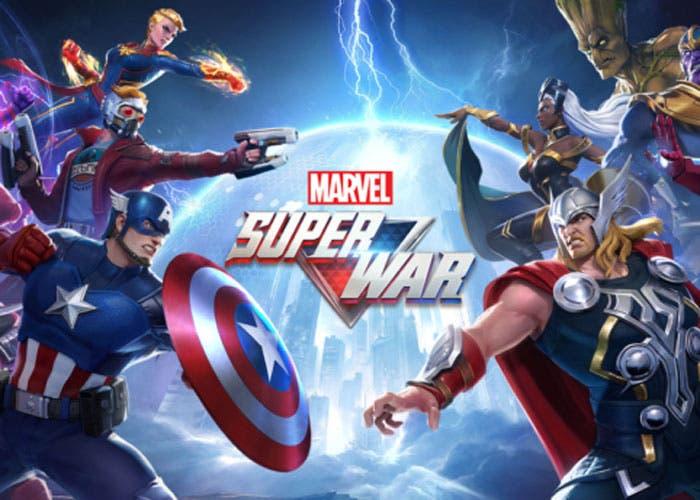 Marvel Super War: el juego para móviles ya está llegando a Google Play