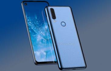 El Motorola One Vision será presentado a mediados de mayo