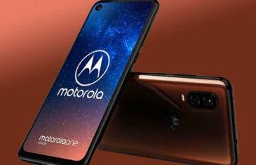 El Motorola One Vision ya es oficial en España: disponibilidad y precio