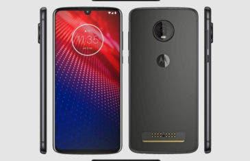 El Motorola Moto Z4 será un gama media: filtradas las características y su diseño