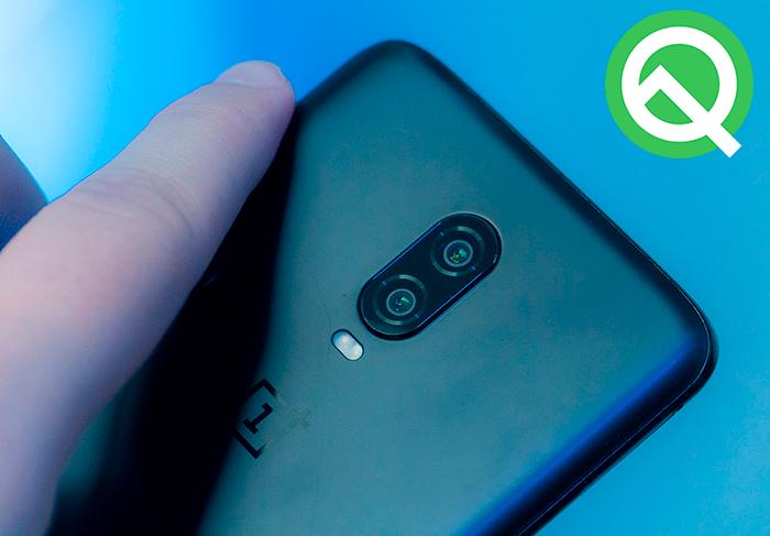 El OnePlus 6T ya está actualizando a Android 10 de forma oficial y estable