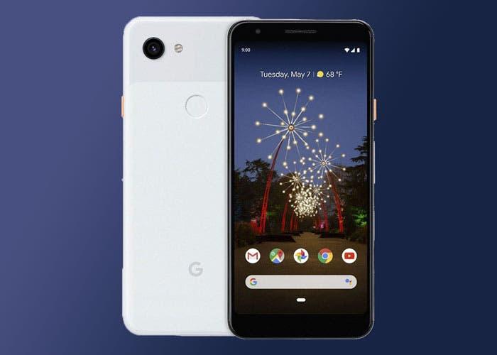 Descarga el fondo de pantalla oficial de los Google Pixel 3a y Pixel 3a XL