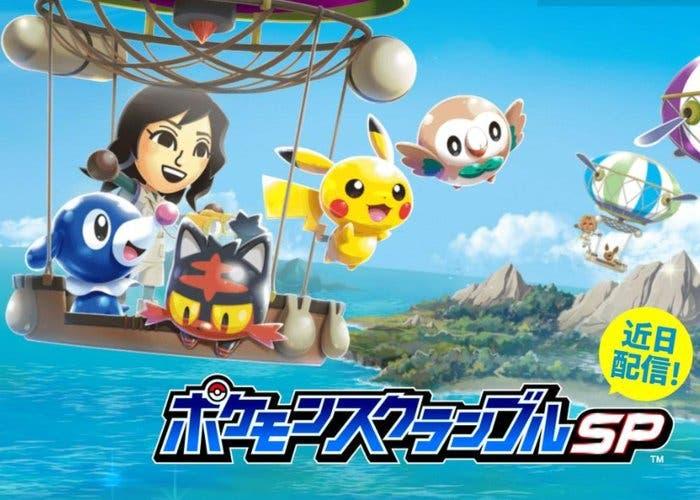 Pokémon Rumble Rush: el nuevo juego de Pokémon para móviles