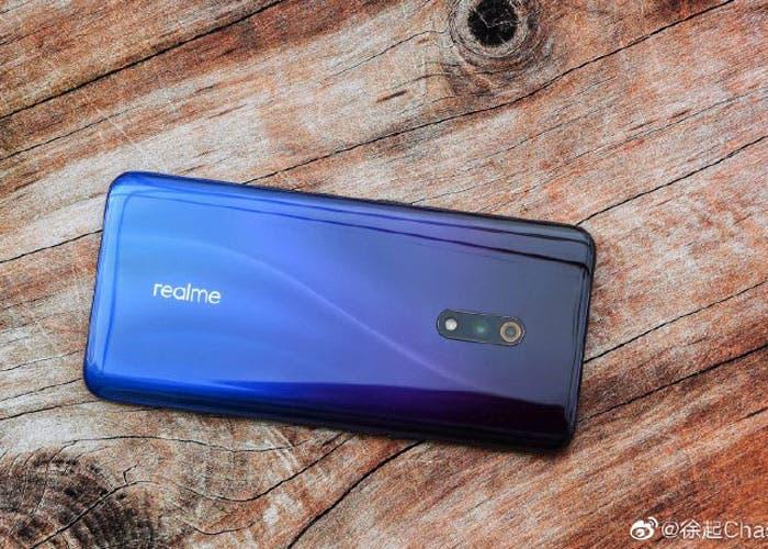Realme X: las imágenes oficiales de la gran competencia de Redmi