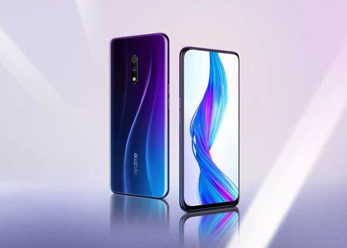 El Realme X es oficial: ya está aquí el nuevo móvil chino