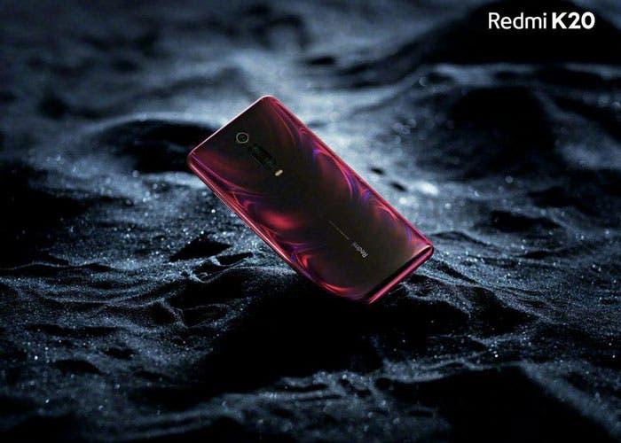 Redmi K20: primeras imágenes oficiales del nuevo gama alta