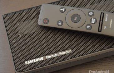 Samsung se alía con Harman Kardon para mejorar las barras de sonido