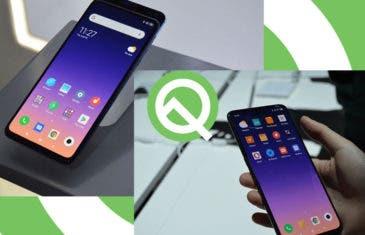 Android Q Beta 3 llegará hoy a los Xiaomi Mi 9 y Mi MIX 3 5G