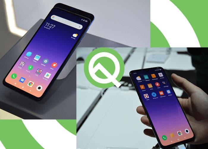 Lista de móviles Xiaomi que actualizarán a Android Q antes de acabar 2019