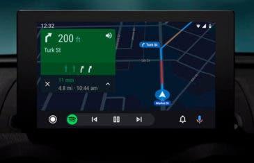 Android Auto estrena interfaz y empieza a estar disponible para todos