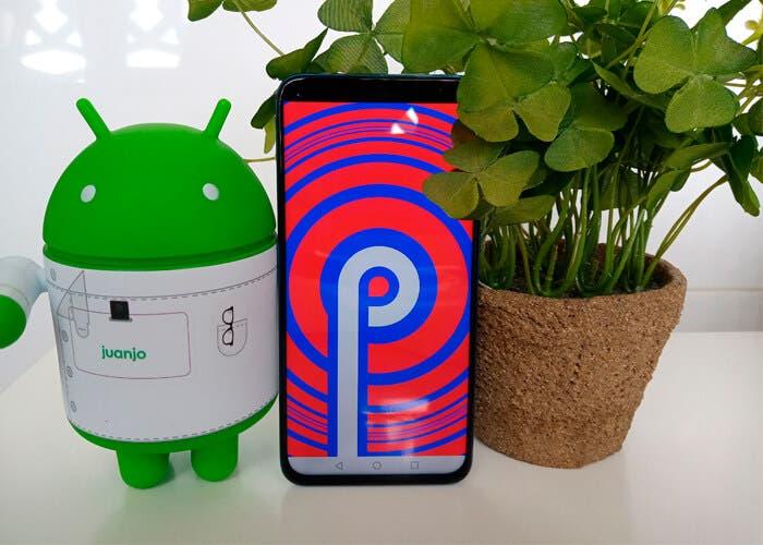 Las capturas de pantalla extendidas llegarán con Android R