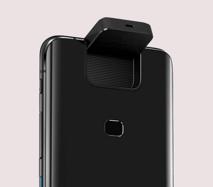 Asus Zenfone 6 cámara