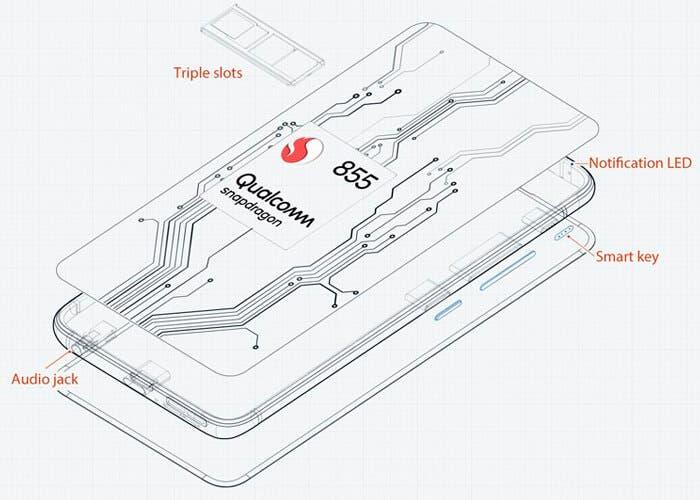 El Asus Zenfone 6 llegará con el Snapdragon 855 y 5.000 mAh de batería