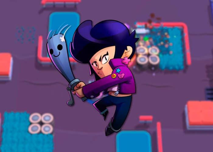 Bibi, la nueva personaje de Brawl Stars que llegará en la próxima actualización