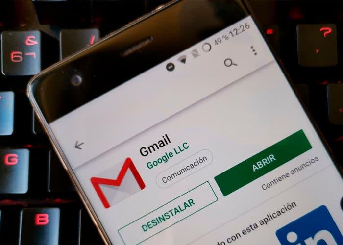 Los correos dinámicos ya están disponibles en Gmail para Android