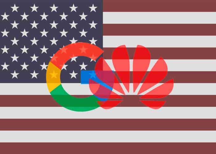 Google confirma que Huawei no podrá usar sus servicios a partir de ahora