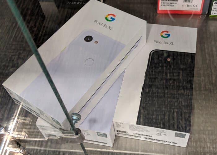 El Google Pixel 3a XL se ha puesto a la venta, pero no conocemos su precio
