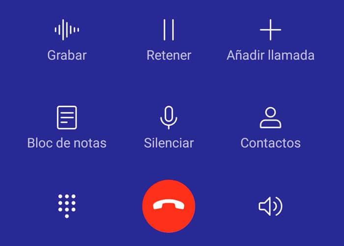 Cómo habilitar la grabación de llamadas en móviles Huawei y Honor