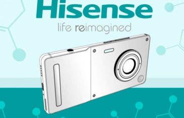 Los móviles-cámara podrían volver de la mano de Hisense