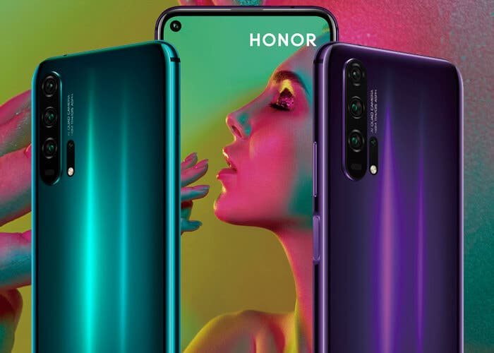 El Honor 20 Pro es oficial: conoce los detalles del nuevo flagship de la marca