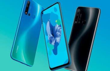 El Huawei P20 Lite 2019 filtrado al completo. Ya sabemos sus características