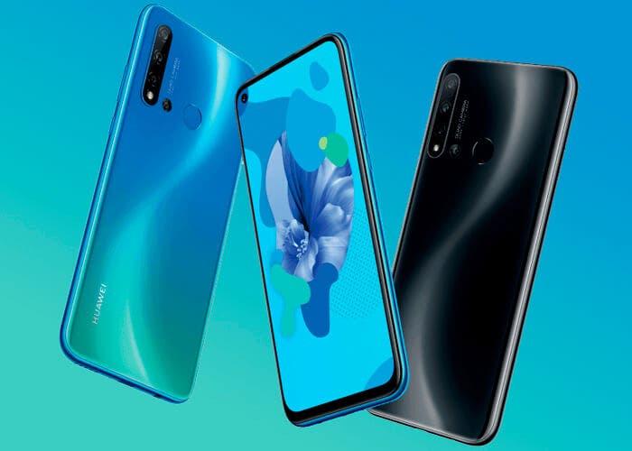 El Huawei P20 Lite 2019 se ha puesto a la venta y aún no es oficial