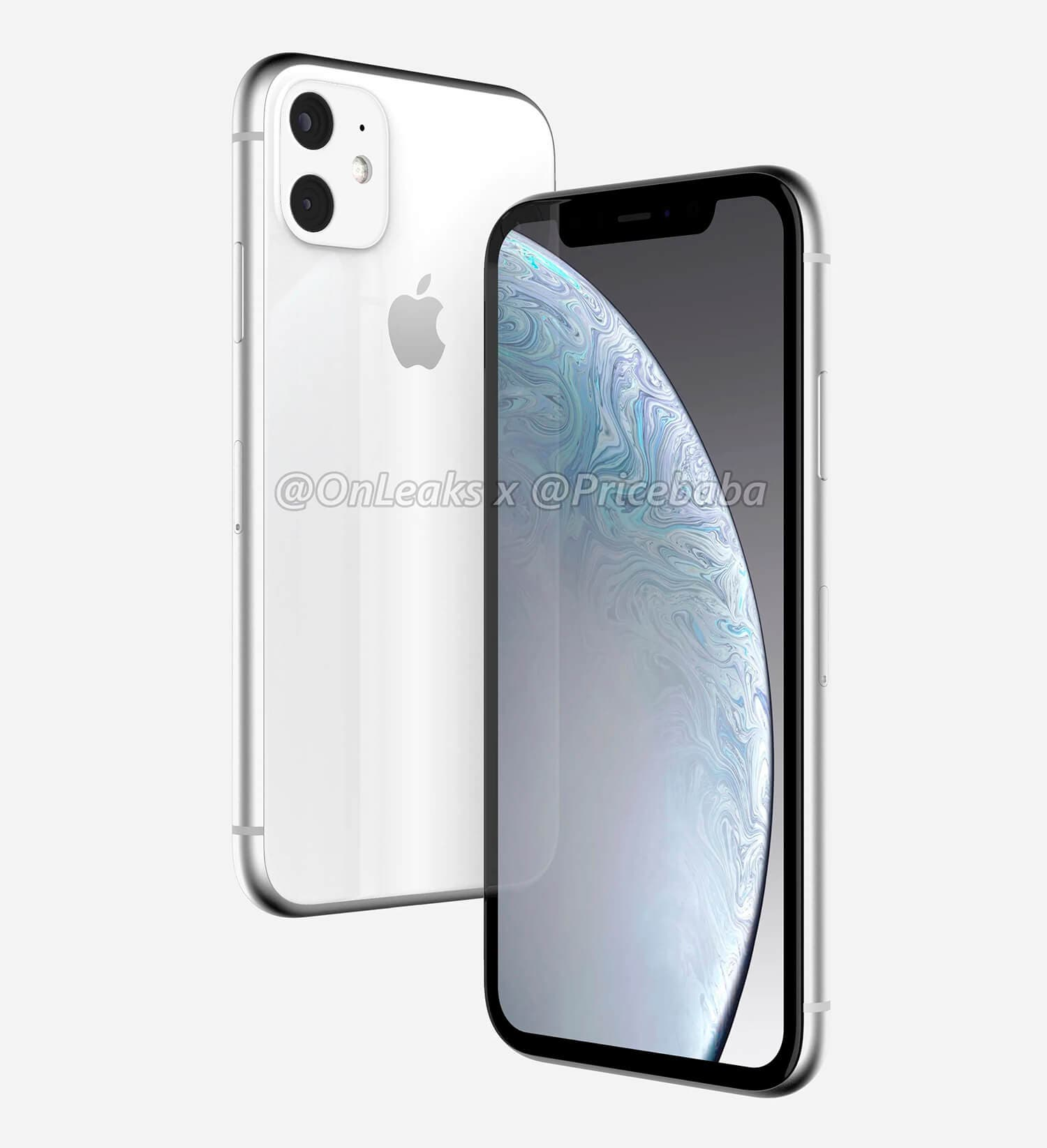 iPhone XR 2019 blanco