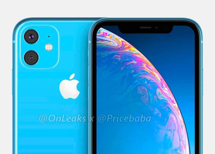El iPhone XR de 2019 podría tener doble cámara — Reporte