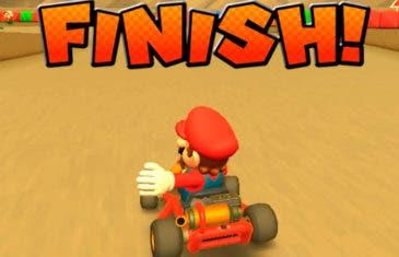 Así son las primeras imágenes reales de Mario Kart Tour