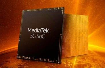 MediaTek se une al 5G y a los 7nm con su último procesador