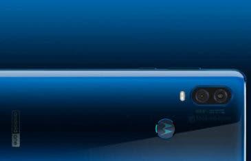Imágenes de prensa confirman el diseño y características del Motorola One Vision