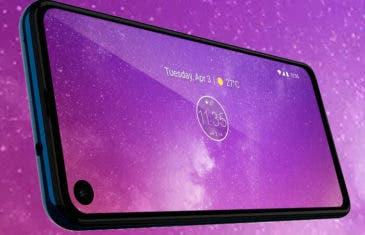 El Motorola One Vision es oficial: agujero en pantalla y formato 21:9 para un nuevo gama media