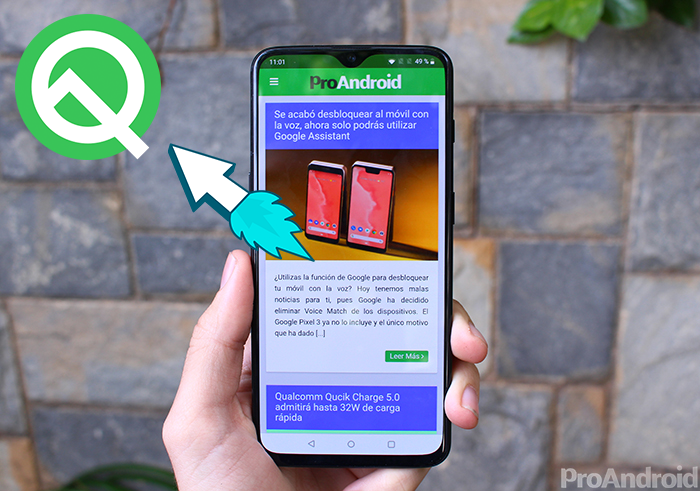 Android 10 para el OnePlus 6 y 6T ya disponible oficialmente: Open Beta 1