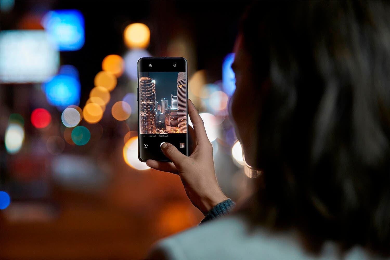 OnePlus 7 cámara