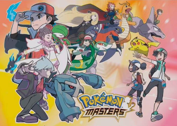 Pokémon Masters ya disponible en Google Play con registro previo