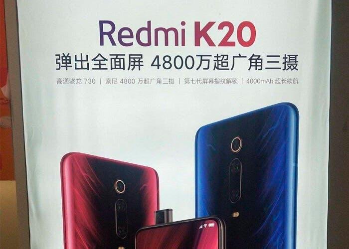 El Redmi K20 no llegará con el Qualcomm Snapdragon 855