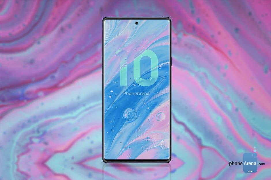 El Galaxy Note 10 económico llegaría con una batería de 3.400 mAh
