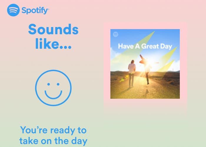 Spotify te ayuda a encontrar música según tu estado de ánimo