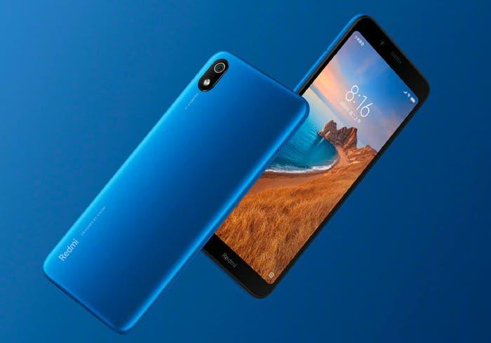 Xiaomi Redmi 8A filtrado: TENAA revela su diseño en fotografías reales