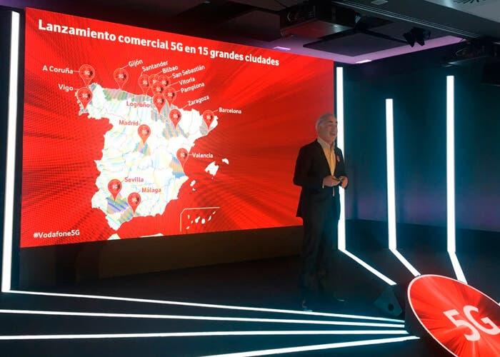 El 5G llega a España esta semana ¿Estará disponible en tu ciudad?