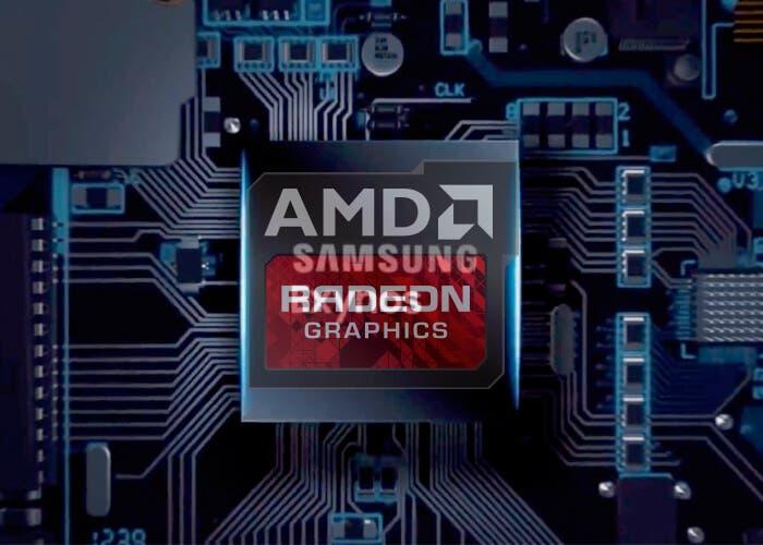 Samsung alianza AMD