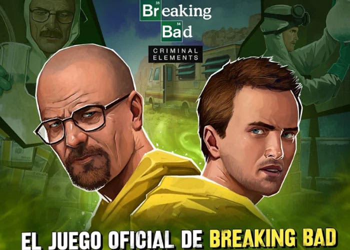 El juego de Breaking Bad ya puede descargarse en Google Play