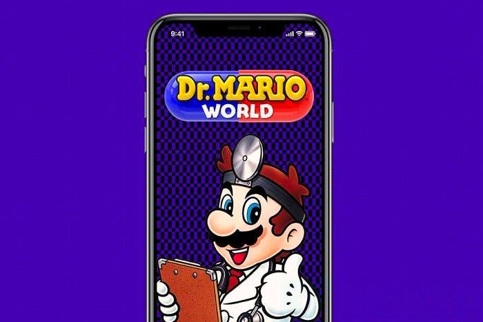 Dr. Mario World para Android ya tiene fecha de llegada a Google Play