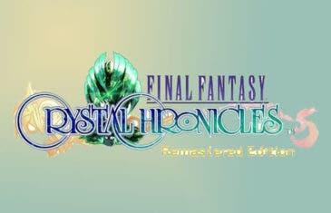 Final Fantasy Crystal Chronicles llegará Android en invierno de 2019