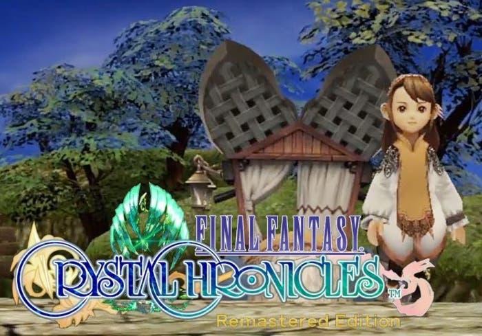 Final Fantasy Crystal Chronicles: una remasterización que llegará a Android
